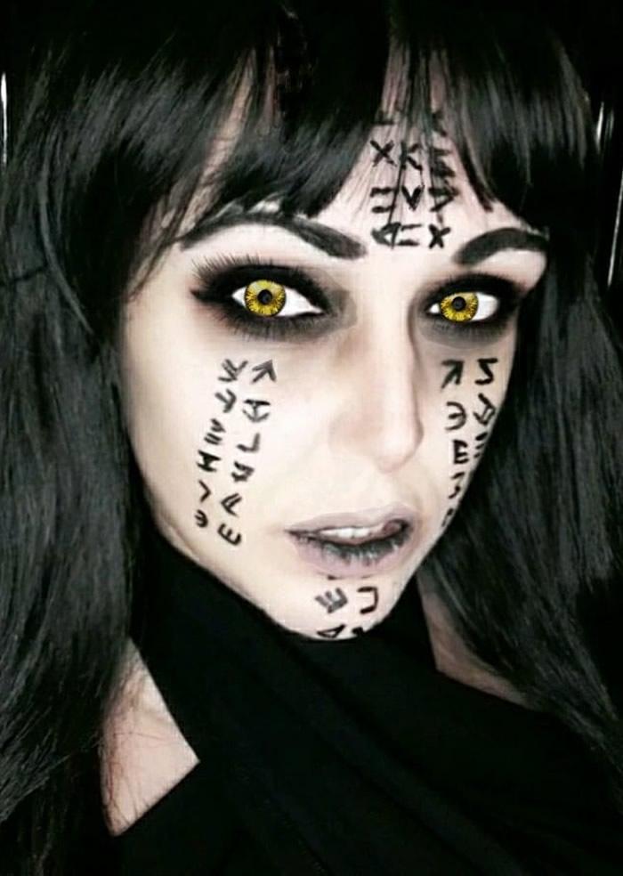 cosplayer mumia monstro - Gabriella Ponte - Cosplayer CineRockGirl