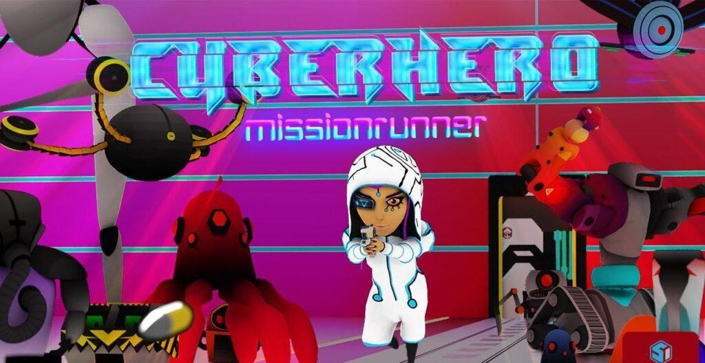 Cyber Hero - Mission Runner fará seu lançamento completo no dia 24 de março