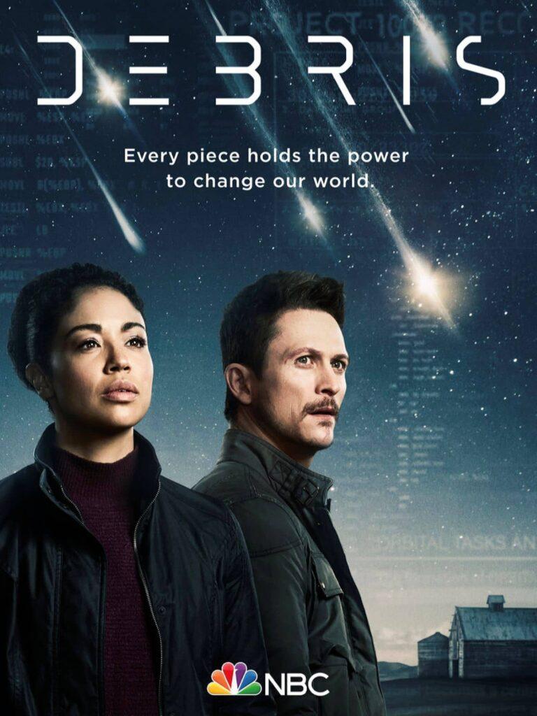 Debris | Série de ficção científica da NBC sobre um fenômeno causado por destroços de uma espaçonave alienígena