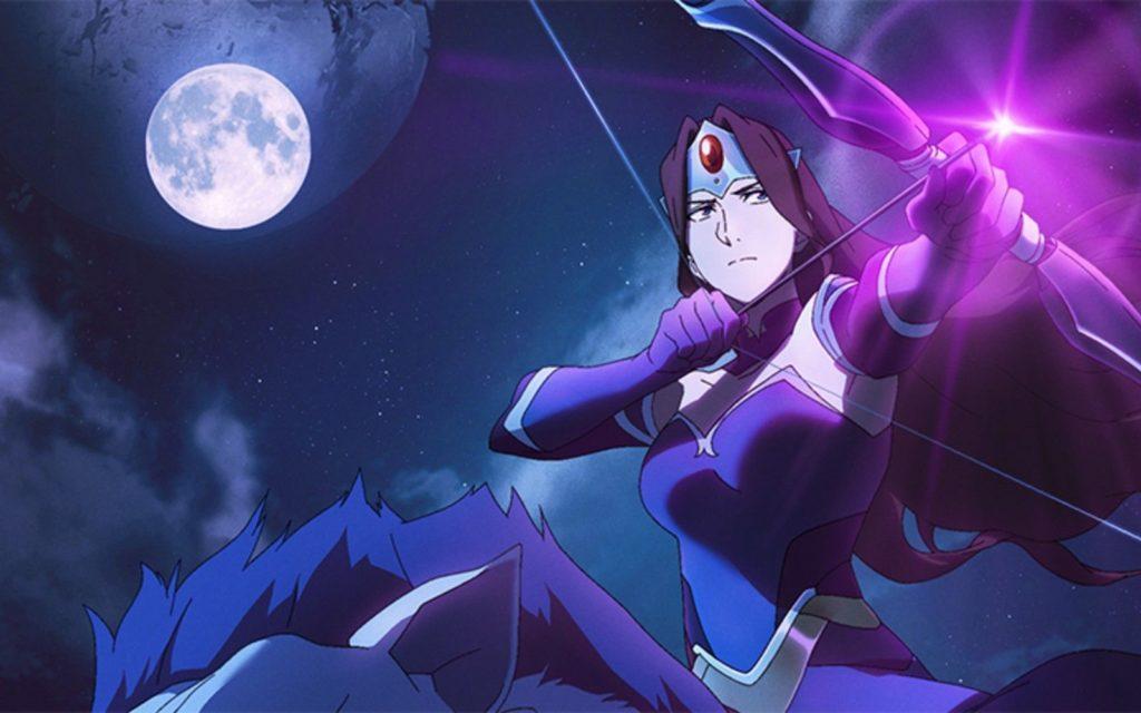dota dragons blood serie animada netflix 2 1024x640 - DOTA: Dragon's Blood | Série anime da Netflix tem trailer divulgado