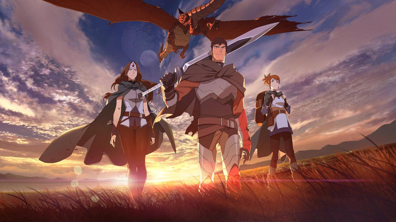 DOTA: Dragon's Blood | Série anime da Netflix tem trailer divulgado