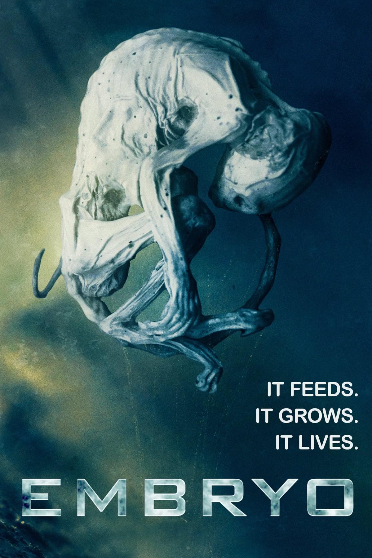 embryo um embriao alienigena transforma um pesadelo de terror corporal - Embryo | Um embrião alienígena se transforma em um pesadelo de terror corporal