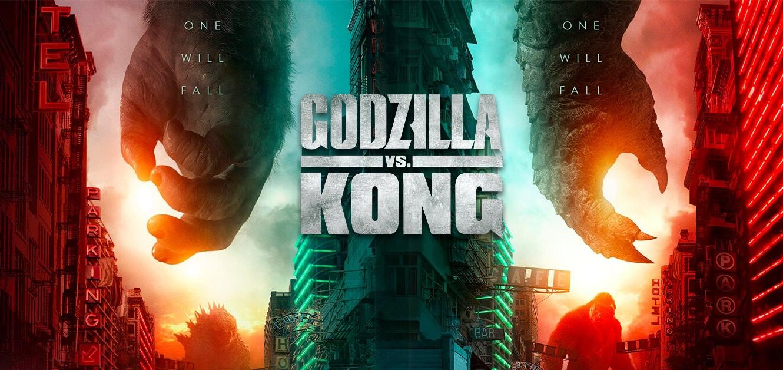 Godzilla vs. Kong | Warner Bros divilga cinco novos pôsteres da luta épica dos monstros do diretor Adam Wingard