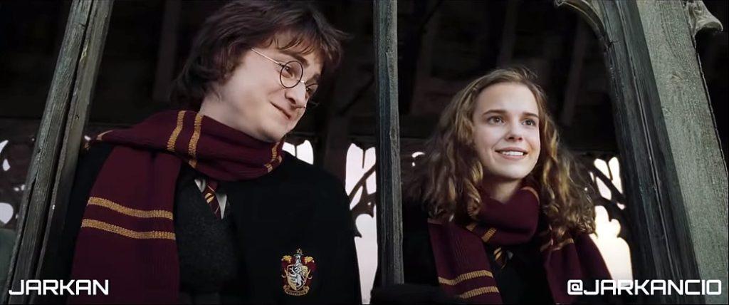 HARRY POTTER | Millie Bobby Brown com Hermione em vídeo Deepfake