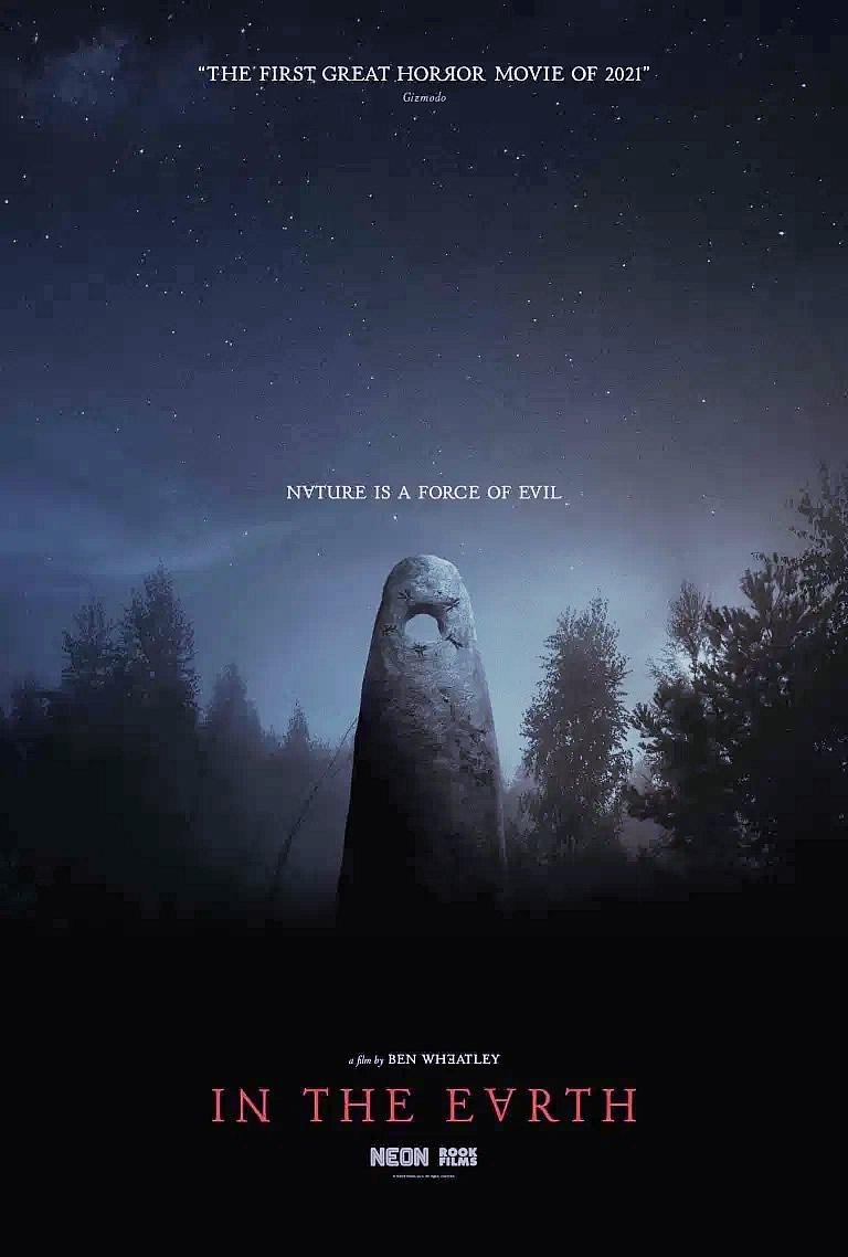 In the Earth | Filme de terror de Ben Wheatley onde a natureza é uma força do mal