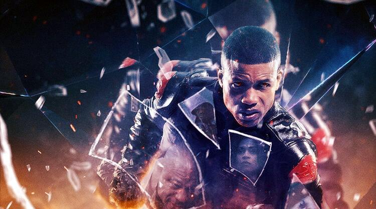 LAZARUS | Samuel Goldwyn Films divulga o trailer de Super-Herói com Sean Riggs