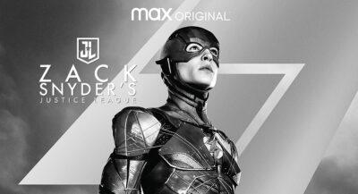 Liga da Justiça versão Zack Snyder | Novo trailer e um cartaz individual de Flash