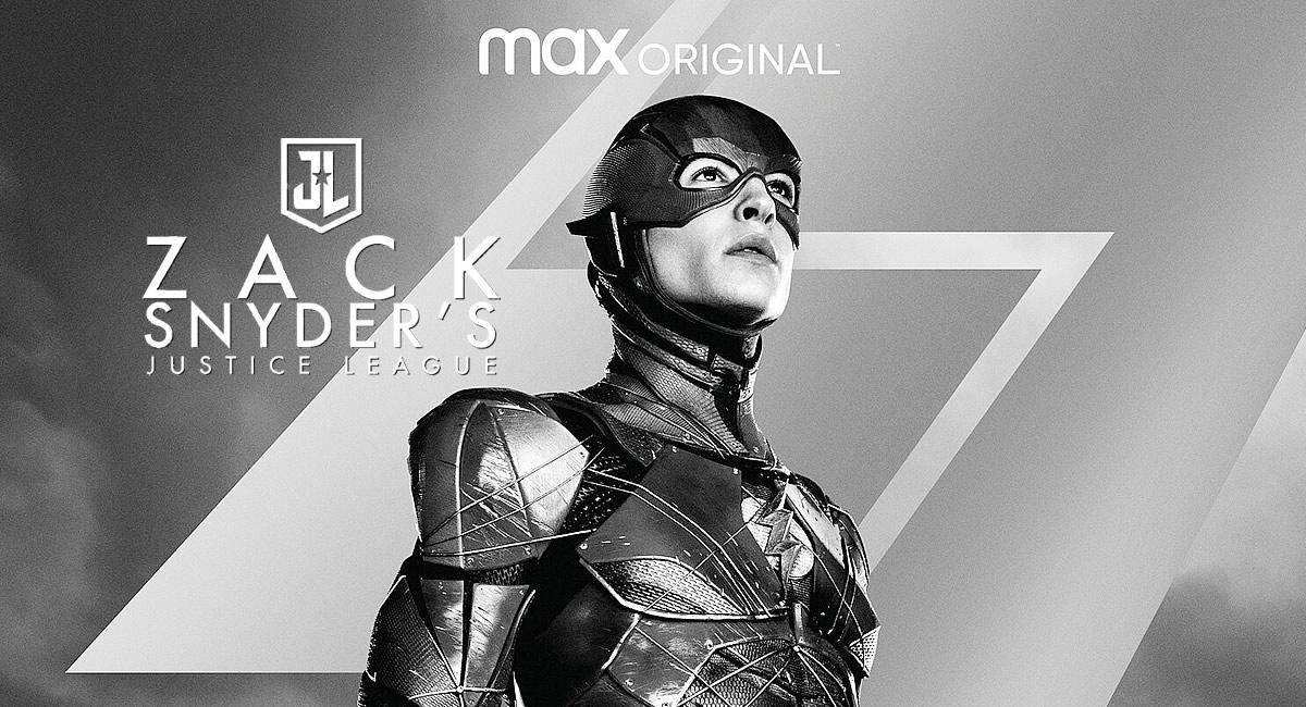 Liga da Justiça versão Zack Snyder   Novo trailer e um cartaz individual de Flash