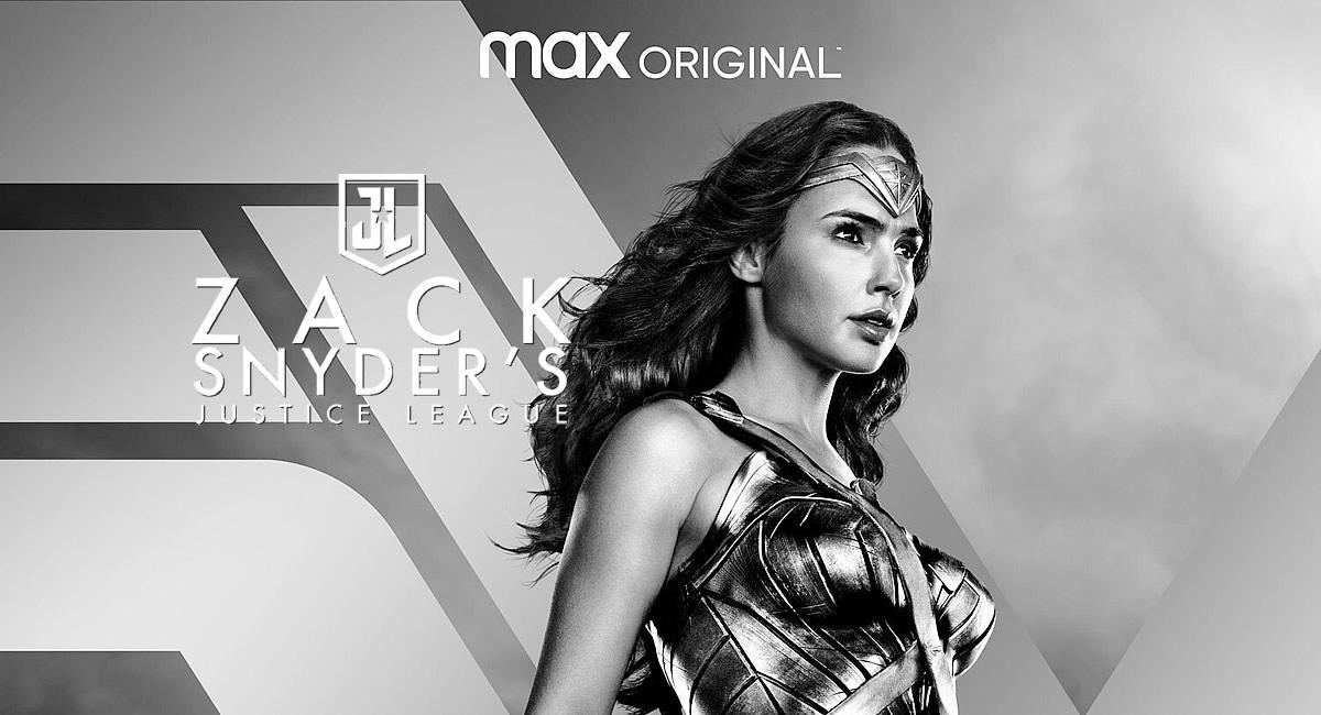 Liga da Justiça versão Zack Snyder   Novo trailer e um cartaz individual de Mulher-Maravilha