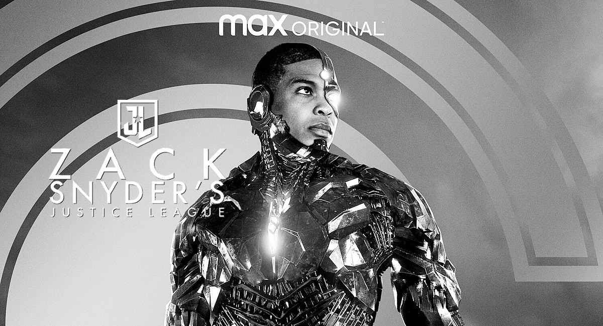 Liga da Justiça versão Zack Snyder | Novo trailer e um cartaz individual do Cyborg