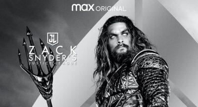 Liga da Justiça versão Zack Snyder | Novo trailer e um cartaz individual de Aquaman