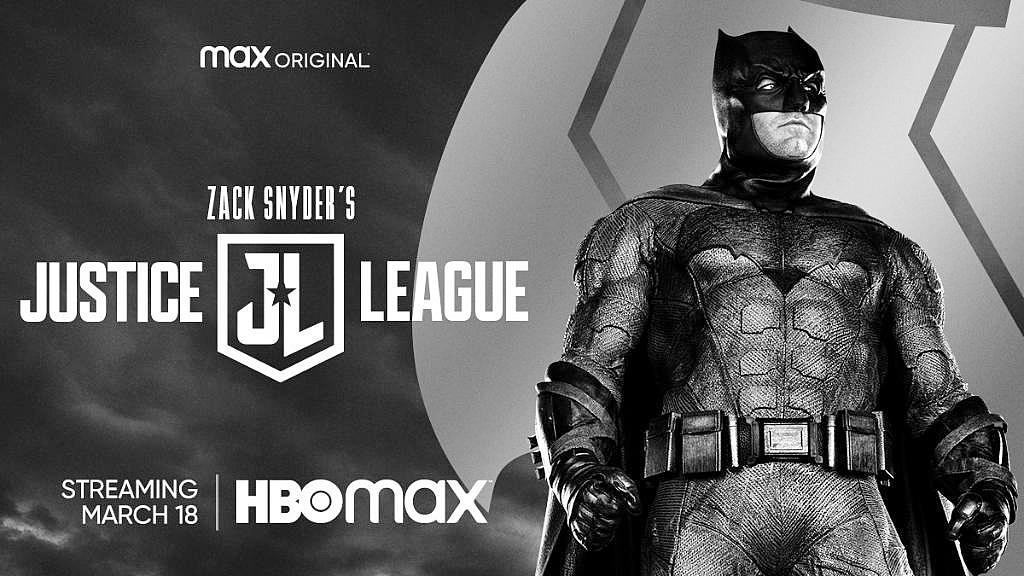 Liga da Justiça versão Zack Snyder | Novo trailer e um cartaz com foco em Batman