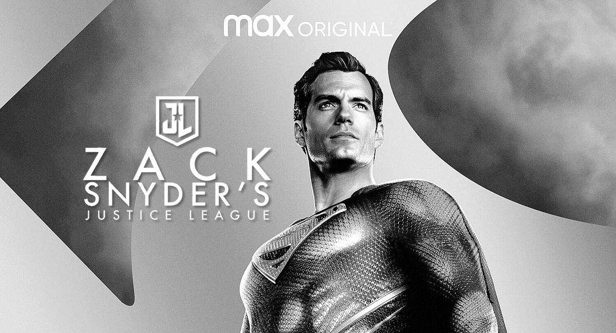 Liga da Justiça versão Zack Snyder   Novo trailer e um cartaz com destaque em Superman de Henry Cavill
