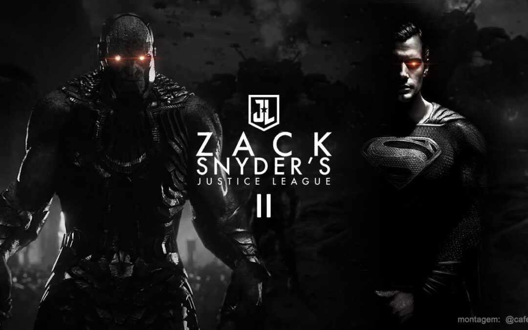 LIGA DA JUSTIÇA 2 | Zack Snyder tem planos para a sequência de Snyder Cut