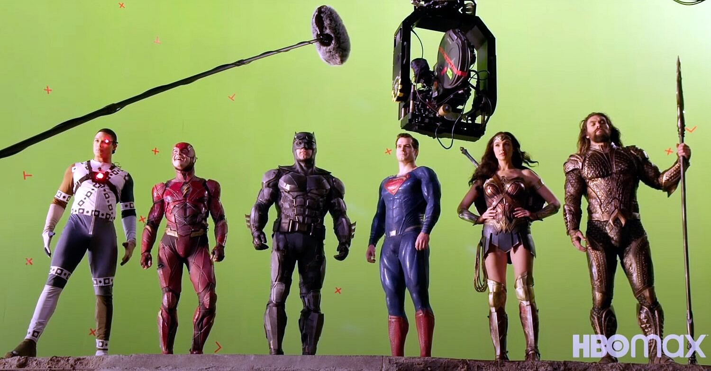 Making of The Snyder Cut | Vídeo de bastidores de Snyder Cut - Liga da Justiça de Zack Snyder