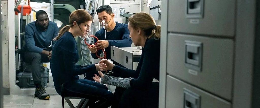 O Passageiro Clandestino | Toni Collette em filme de ficção científica espacial na Netflix