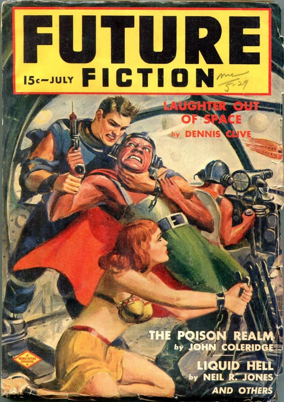 O surgimento das Ficções Pulp na cultura literária