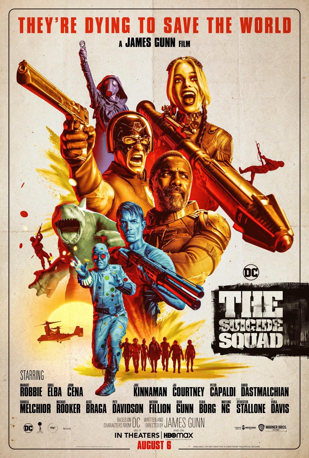 o esquadrao suicida warner divulga novo trailer filme dirigido james gunn - O Esquadrão Suicida | Warner divulga novo trailer do filme dirigido por James Gunn