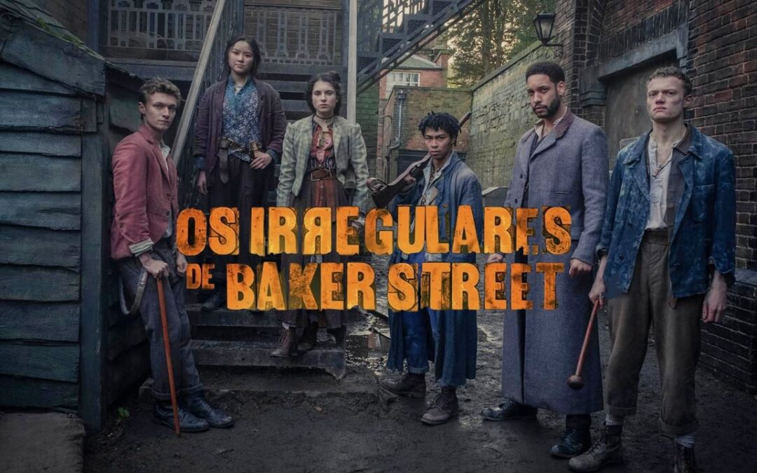 Os Irregulares de Baker Street   Trailer de série sobrenatural na Netflix