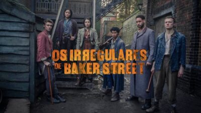 Os Irregulares de Baker Street | Trailer de série sobrenatural na Netflix