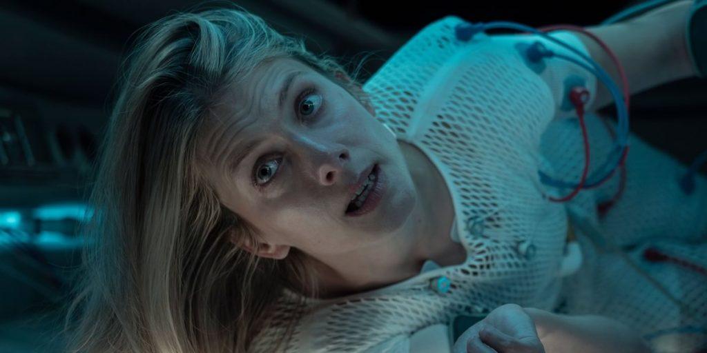 Oxigênio   Filme de ficção científica claustrofóbica com Mélanie Laurent na Netflix