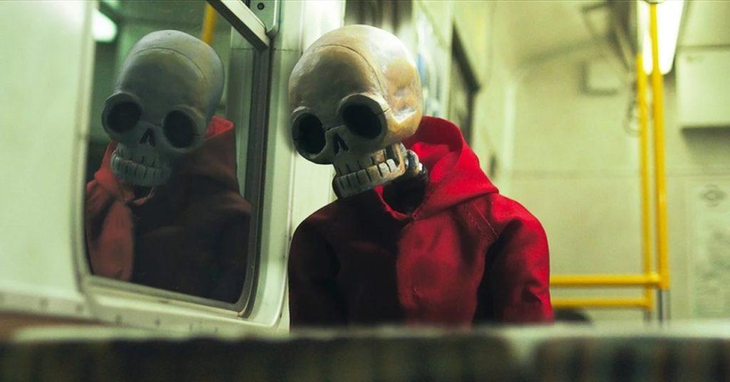 REBOOTED Curta-metragem em stop-motion do cineasta australiano Michael Shanks