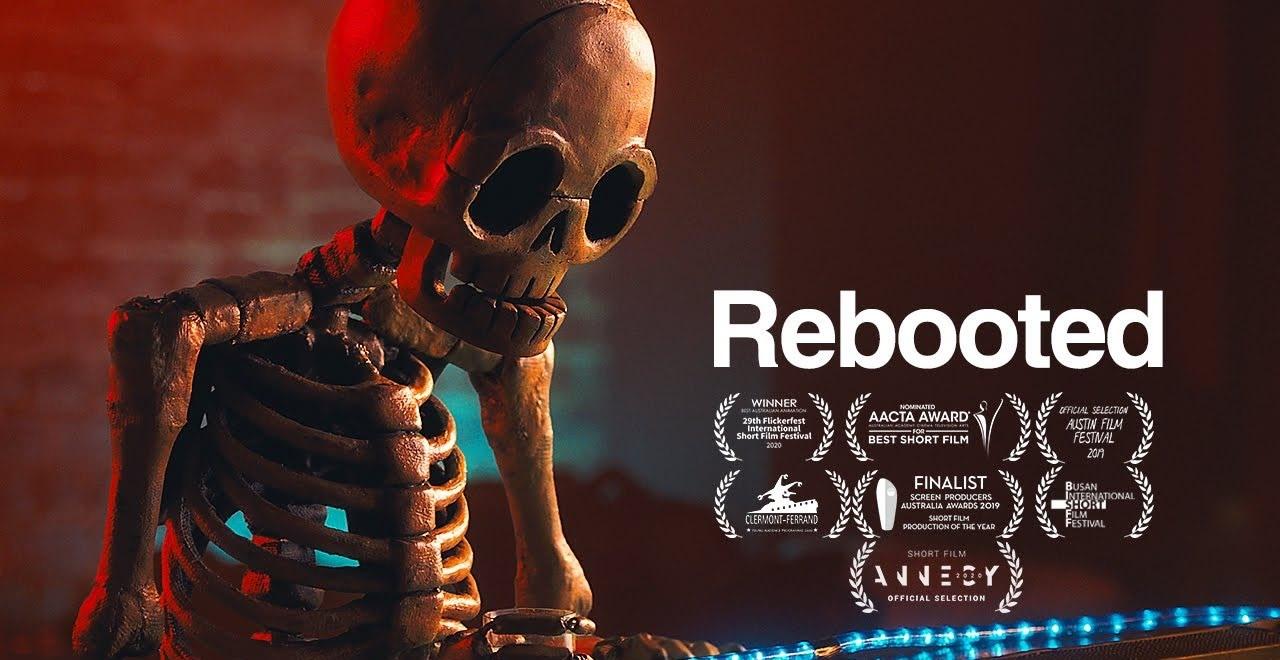 REBOOTED | Curta-metragem em stop-motion homenageia as criaturas clássicas de Hollywood