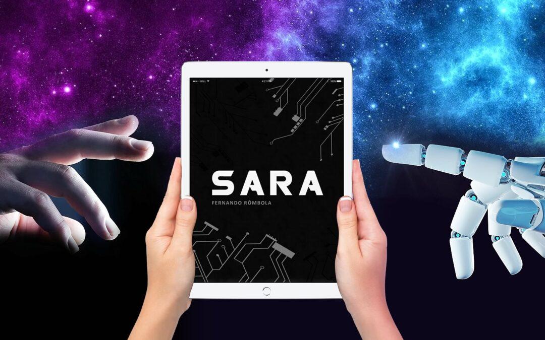 SARA | Livro de ficção científica transumanista de Fernando Rômbola