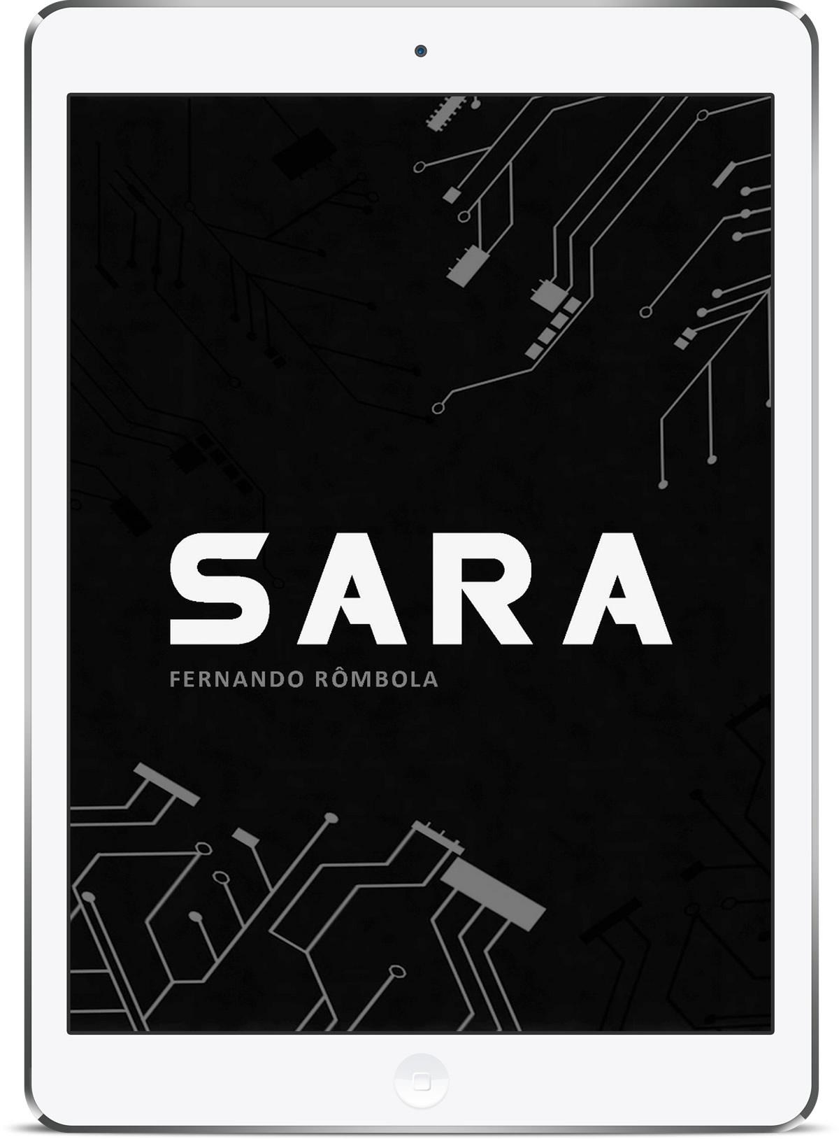 sara conto ficcao cientifica transhumanista de fernando rombola 1 - SARA | Livro de ficção científica transumanista de Fernando Rômbola