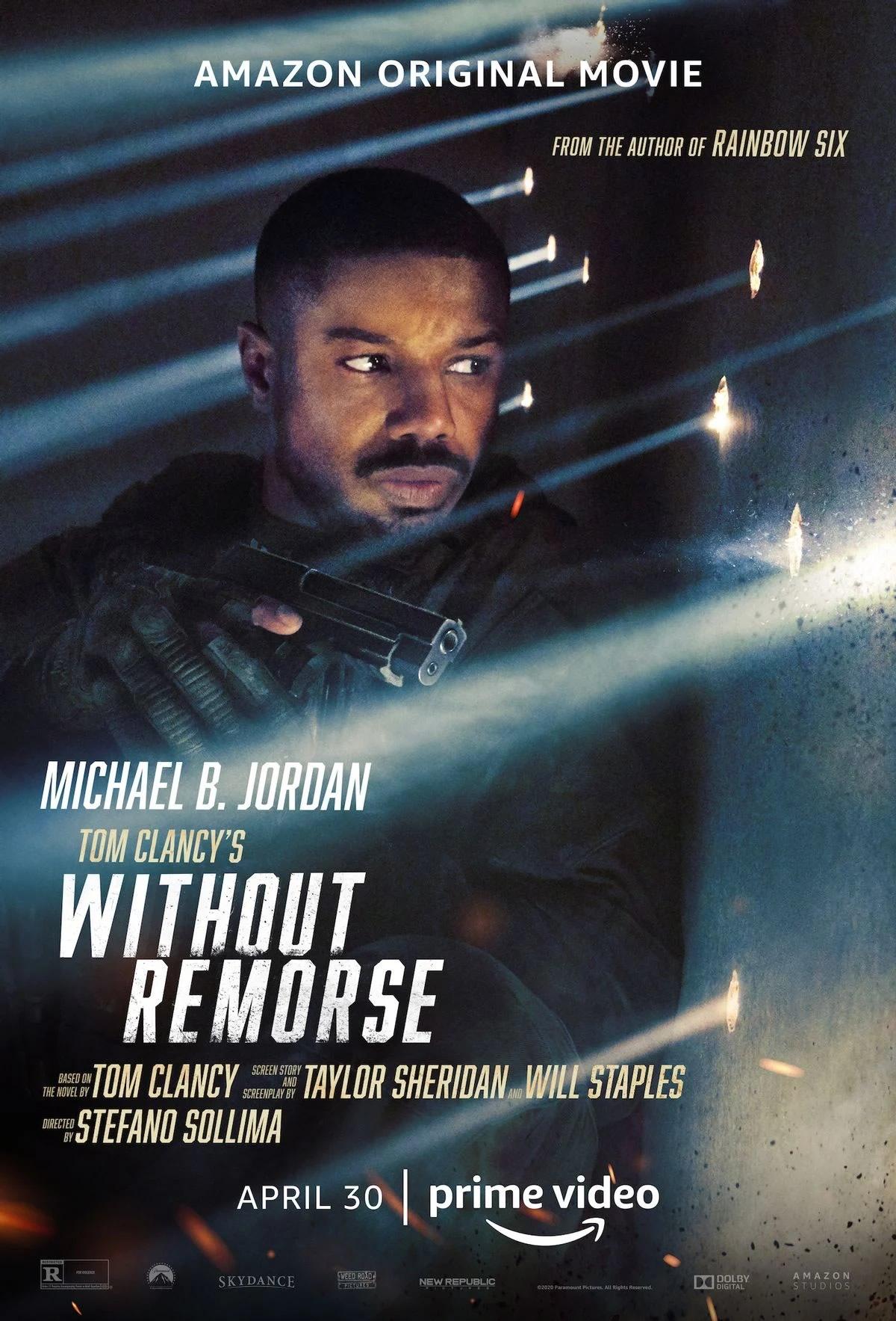 Sem Remorso | Michael B. Jordan em filme de ação na Amazon Prime Video