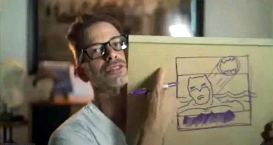 O formato 4: 3 de Snyder Cut é para preservar a integridade da visão criativa de Zack Snyder.