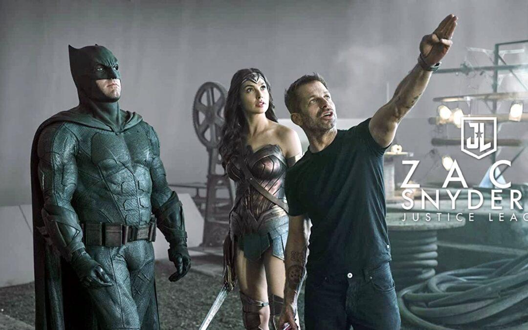 Snyder Cut | Liga da Justiça de Zack Snyder a razão de não estar em widescreen na HBO Max