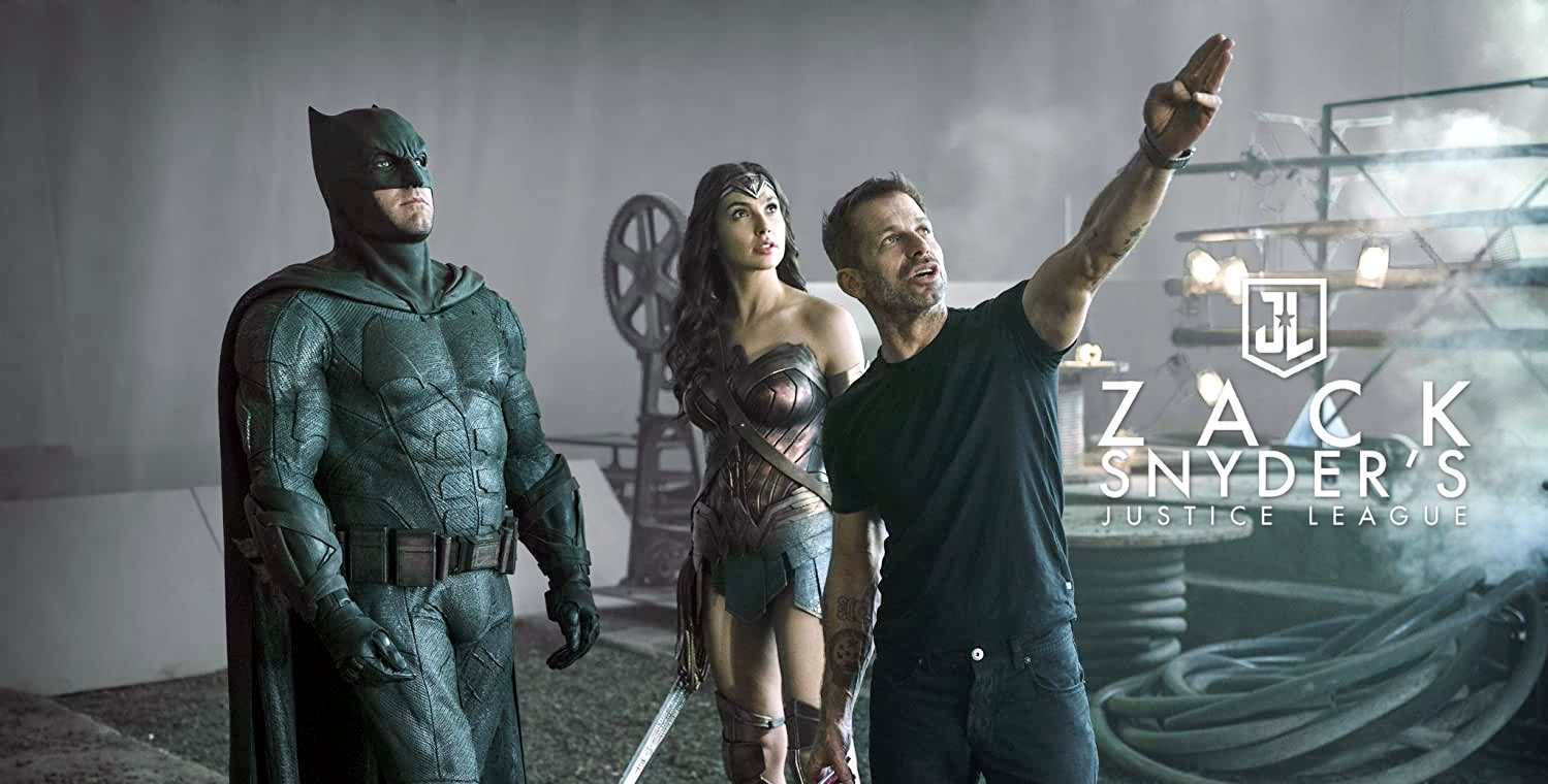 Snyder Cut   Liga da Justiça de Zack Snyder a razão de não estar em widescreen na HBO Max