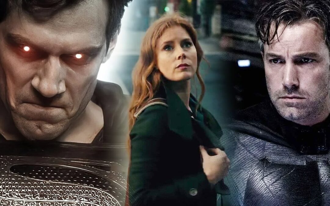 Snyder Cut | Lois Lane estava grávida em Liga da Justiça de Zack Snyder e seu filho se tornaria o novo Batman