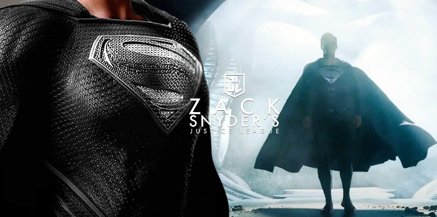 Snyder Cut   O motivo de Superman ter escolhido o traje preto em Liga da Justiça de Zack Snyder