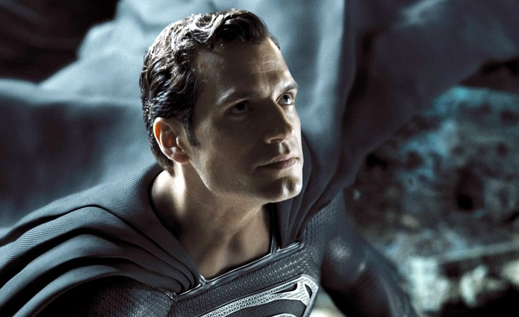 snyder cut motivo superman traje preto em liga da justica de zack snyder 1024x626 - Snyder Cut   O motivo de Superman ter escolhido o traje preto em Liga da Justiça de Zack Snyder