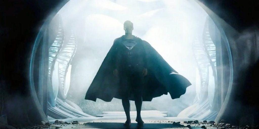 snyder cut superman traje preto em liga da justica 1024x512 - Snyder Cut   O motivo de Superman ter escolhido o traje preto em Liga da Justiça de Zack Snyder