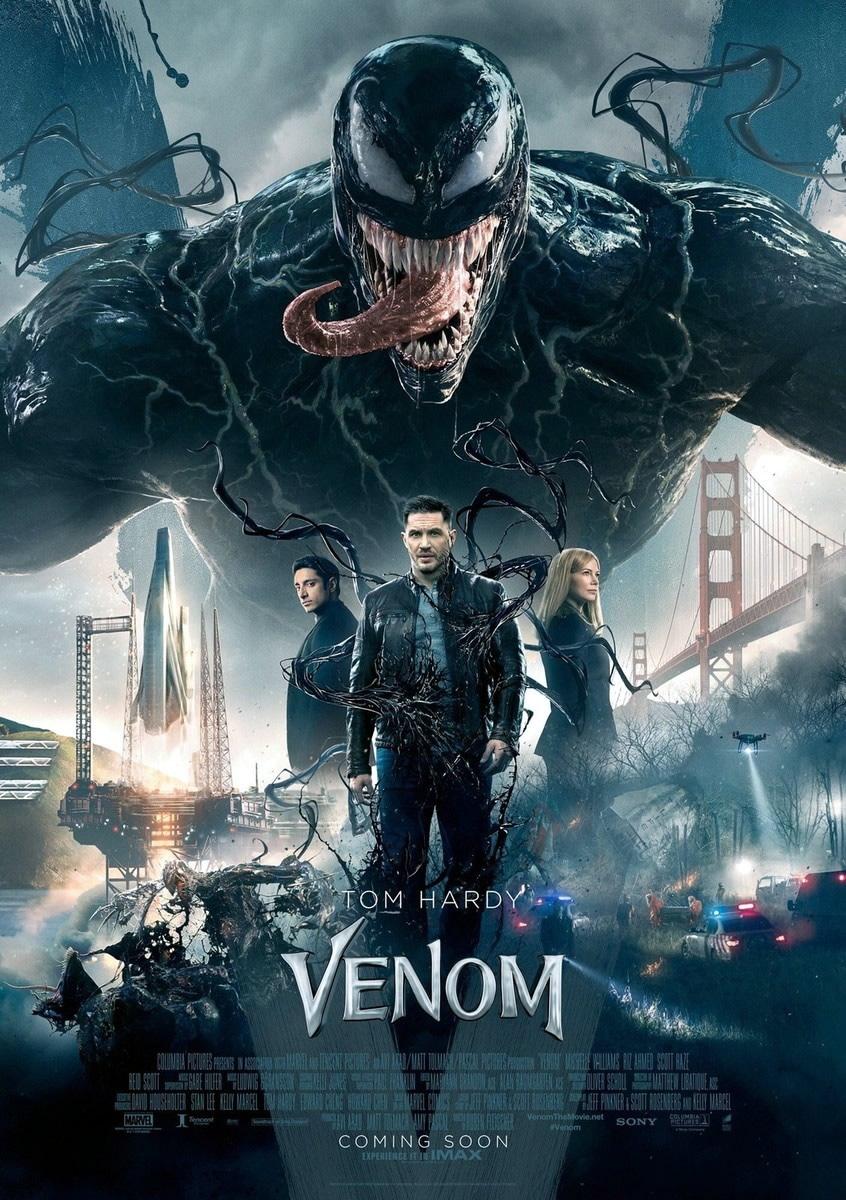 Venom: Tempo de Carnificina | Sony Pictures adia para setembro sequência com Tom Hardy