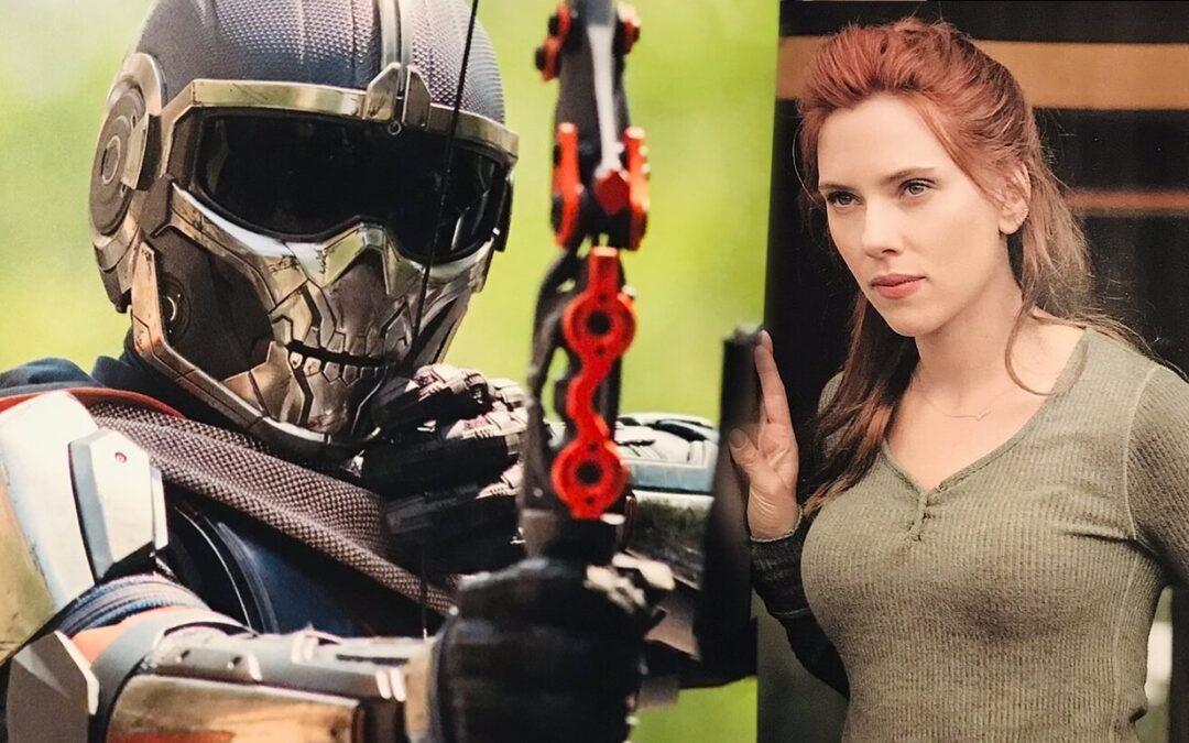 Viúva Negra | Novas fotos divulgadas do filme com Scarlett Johansson e Florence Pugh