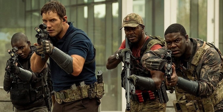 A Guerra do Amanhã | Ficção científica com Chris Pratt tem fotos divulgadas