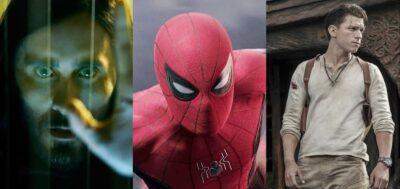 """Acordo da Sony leva """"Morbius"""", """"Homem-Aranha"""" e """"Uncharted"""" para Netflix"""