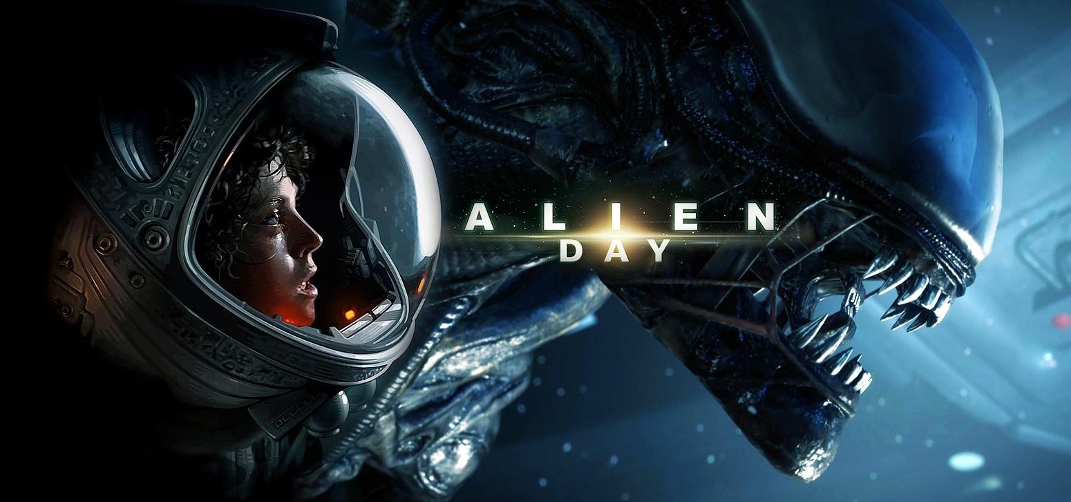 Alien Day | Dia de comemoração aos filmes da franquia Alien