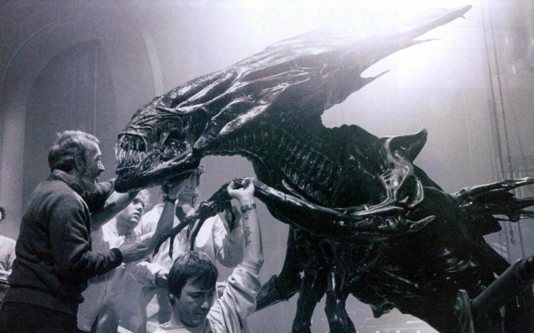 Aliens | Vídeos de bastidores de Aliens o Resgate de James Cameron