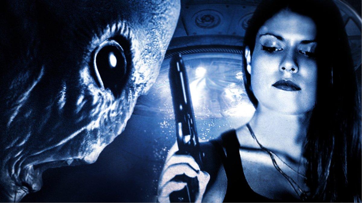 ALIENS NIGHT | Abdução Alienígena em Curta-metragem de ficção científica dirigido por Adrea Ricca