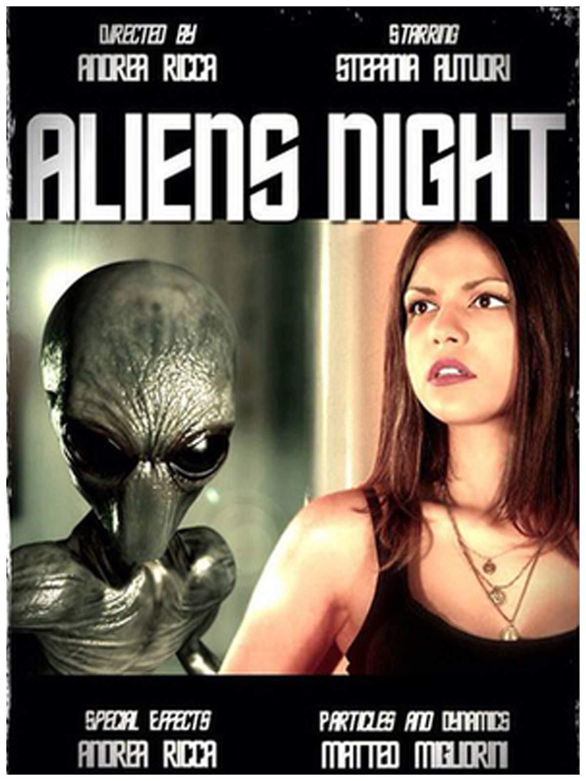 aliens night abducao alienigena curta metragem ficcao cientifica dirigido por adrea ricca - ALIENS NIGHT | Abdução Alienígena em Curta-metragem de ficção científica dirigido por Andrea Ricca