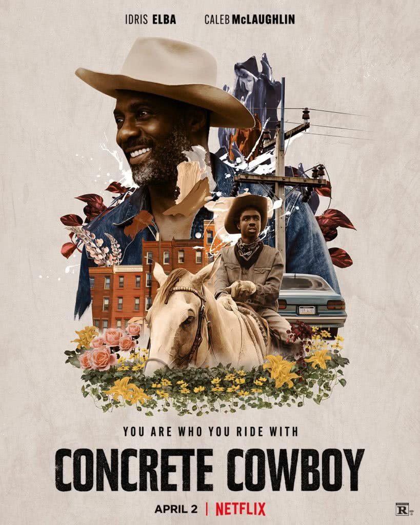 Alma de Cowboy   Filme na Netflix com Idris Elba e Caleb McLaughlin de Stranger Things