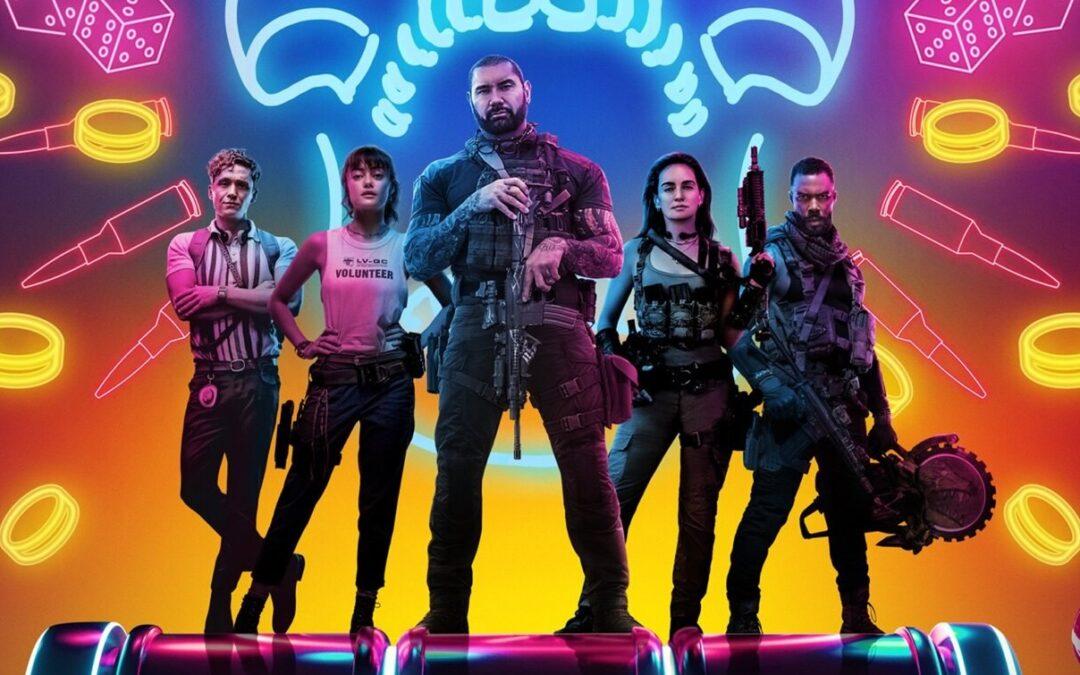 ARMY OF THE DEAD: Invasão em Las Vegas | Zack Snyder compartilha pôster em estilo Neon do seu filme de zumbis