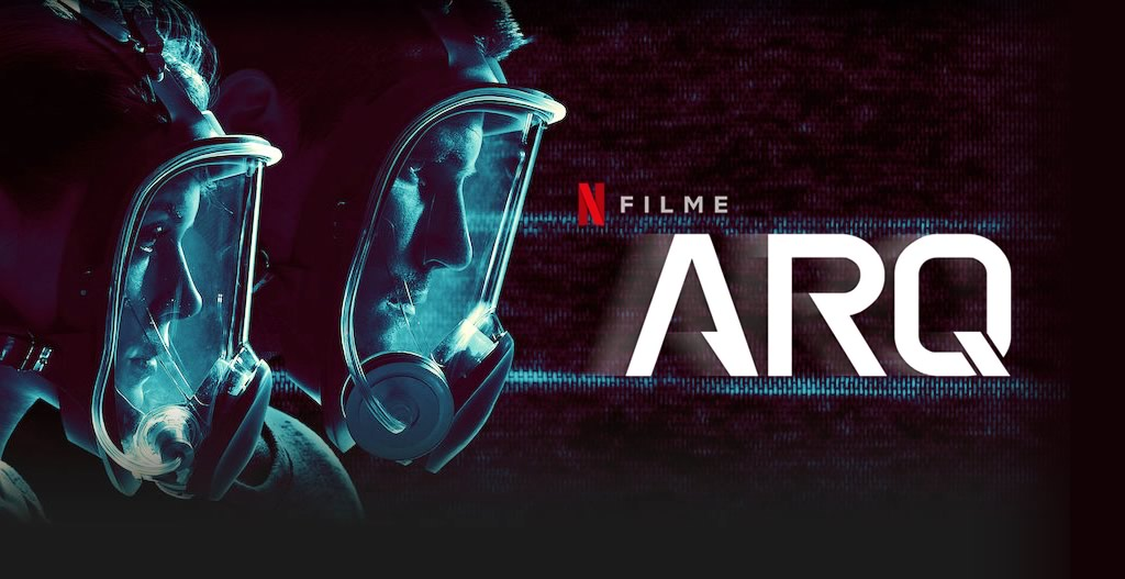 ARQ | Filme de ficção científica, com Robbie Amell, em um futuro distópico