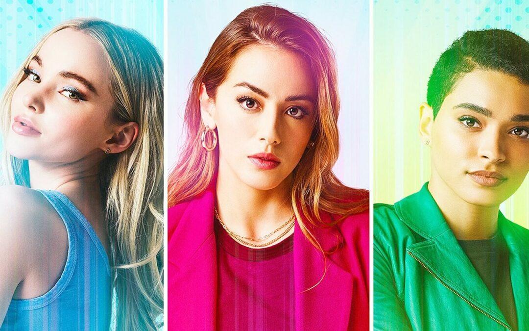 As Meninas Superpoderosas Live-action   O canal  CW divulga a primeira imagem oficial da série
