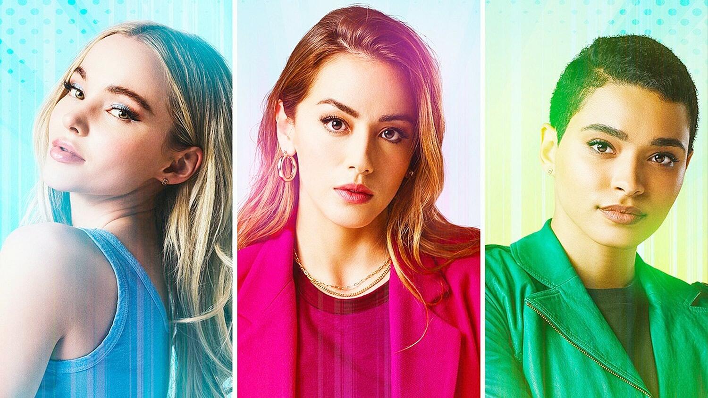 As Meninas Superpoderosas Live-action | O canal CW divulga a primeira imagem oficial da série